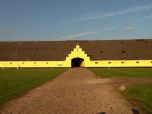デンマークのお城