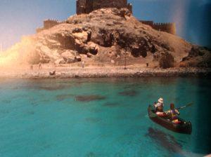 ヨルダンからエジプトまでカヌーを漕ぐ関野吉晴