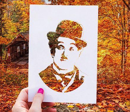 チャップリンの肖像