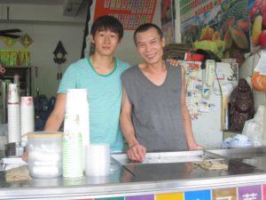 ヒモとして台湾で生活する