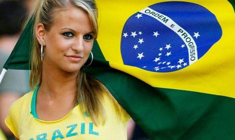 ブラジル人女性は激しい。ブラジル人の彼女と出会い付き合ったら毎晩ヤバイです。