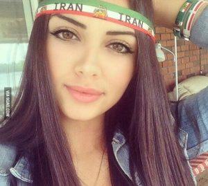 イラン女性とアプリで出会う