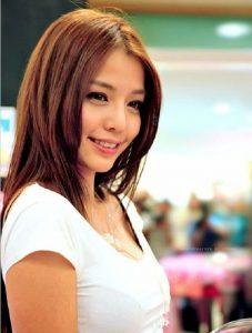 かわいい台湾女性女の子と付き合う彼女にする