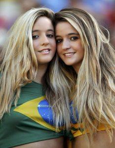 ブラジル人の女の子は可愛いセクシー