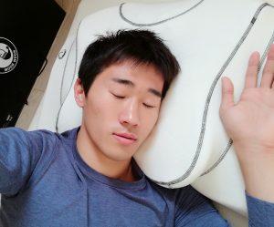 ヨコネ3で快適に寝る