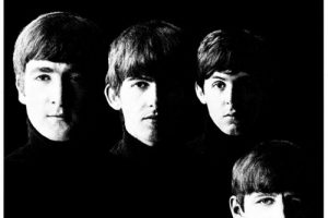 With the Beatles All my loving