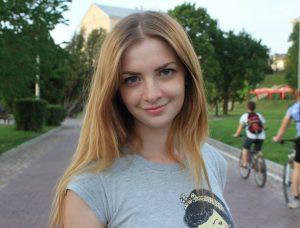 ウクライナ白人美少女はかわいい